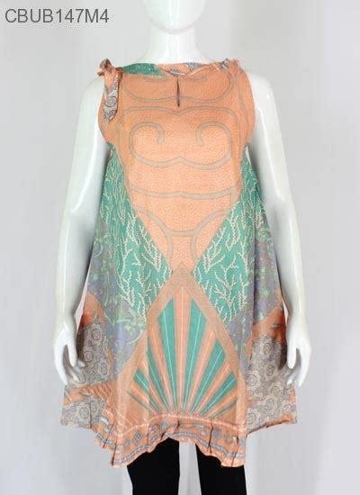 Baju Dress Batik Cantik Unik dress batik cantik tali motif sinar akar dress murah