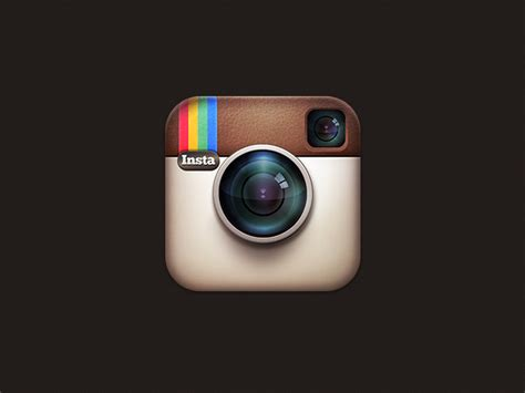instagram icon transparent instagrampng images vector