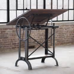 campos iron works modern iron industrial desks standup