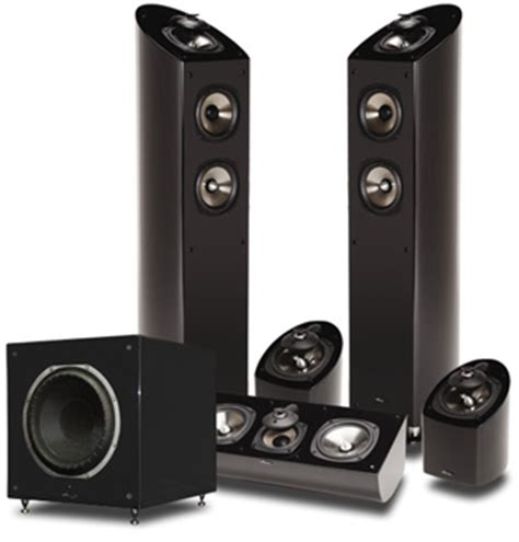 home theater sound equipment review mirage om design