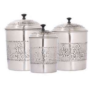 Oggi Kitchen Canisters by Oggi Ez Grip Handle 4 Pc Kitchen Canister Set