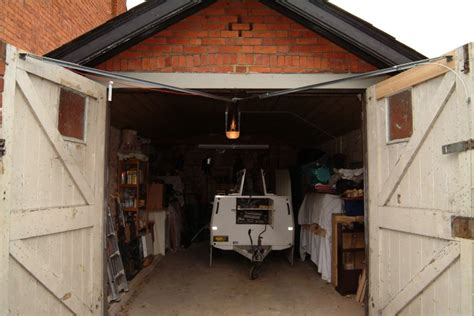 Automatic Barn Door the garage cy 2017 2018 best cars reviews
