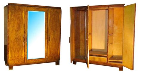 art deco bedroom suite for sale art deco walnut burl 6 pc bedroom suite for sale