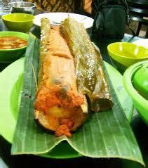 cara buat nasi bakar bambu buku resep pilhan keluarga resep cara membuat ikan patin