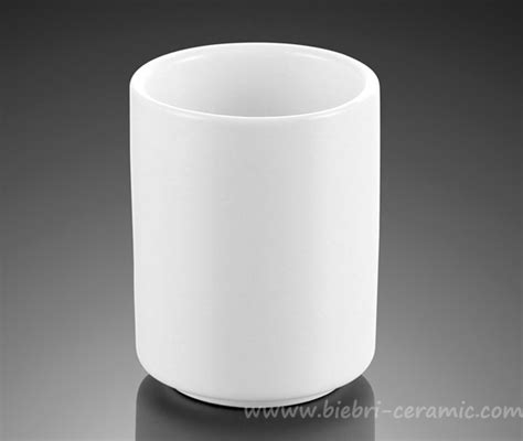 mug without handle plain white cheap low price ceramic porcelain travel