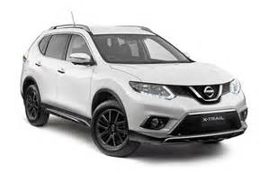 Nissan X Trail Nissan Australia Launches N Sport Specials X Trail