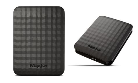 Maxtor Hdd Ext M3 Portable 1 Tb Speed Usb 3 0 New Pouch Pen seagate maxtor m3 500gb 4tb groupon