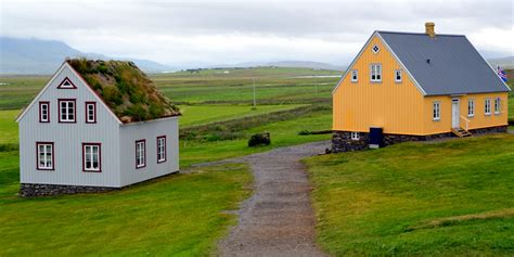 what is an in house glaumb 230 r turf house in iceland guide to iceland