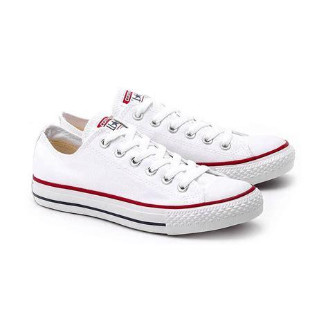 imagenes zapatillas blancas converse zapatillas mujer hombre all star ox m7652