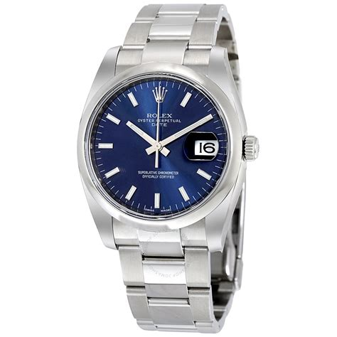 Rolex Oyster Perpetual Automatic 44cm 2 rolex oyster perpetual date 34 blue stainless steel