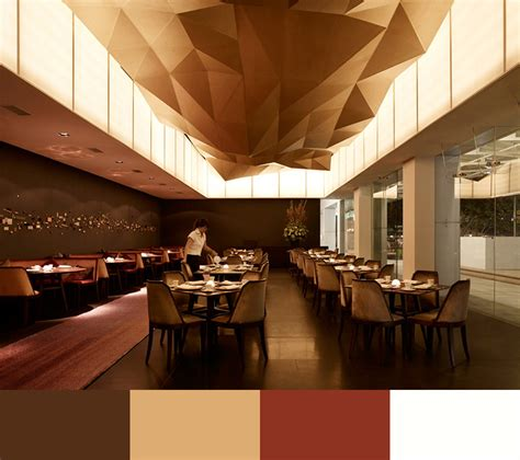 Modern Restaurant Design | 30 restaurant interior design color schemes