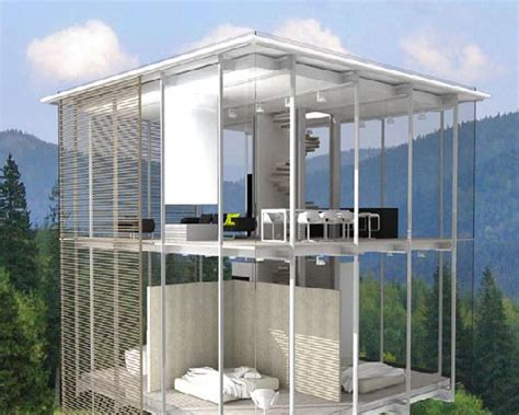 modern glass homes modern transparent glass house design ideas humble abode