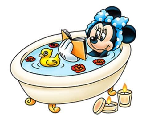mouse in bathtub minnie mouse in bathtub hd smileys