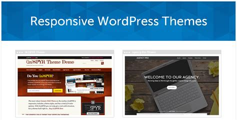 themes wordpress responsive 2014 5 sites to find premium responsive wordpress themes in 2018