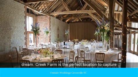 Wedding Venues Greenville Sc by Outside Weddings Greenville Sc