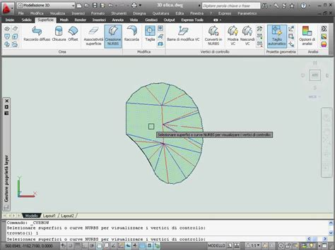 tutorial autocad 3d tutorial 3d autocad 2011 superfici mesh 3d youtube