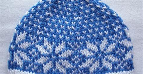 carissa knits carissa knits snowflake hat