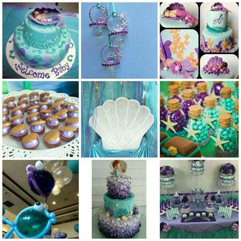 best 25 mermaid baby showers ideas on mermaid
