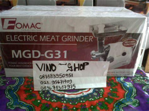Harga Mesin Giling Daging Dan Ikan Mgd G31 jual mesin giling daging murah grinder
