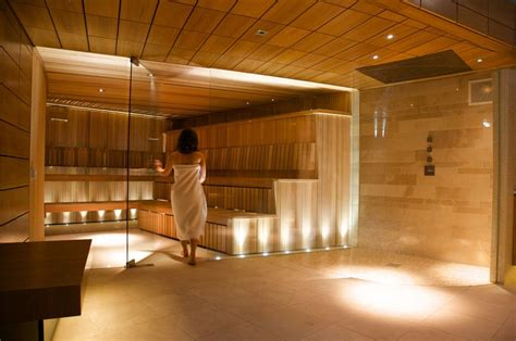 sauna ideen commercial saunas the steam room and spa areas are