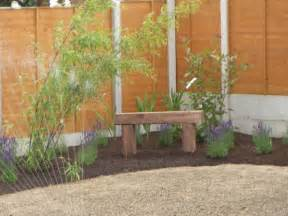 Small Garden Bed Ideas Small Garden Corner Bed And Seat Simple Donegan Landscaping Dublin