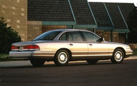 how does cars work 1995 ford crown victoria on board diagnostic system 1995 ford crown victoria information and photos