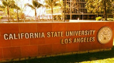 California State Los Angeles Mba Cost by Take Two 174 5 Million Nasa Grant To Help Cal State La S