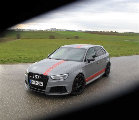 Audi Rs3 Mtm by Mtm Audi Rs3 R Donnervogel In Kleinserie