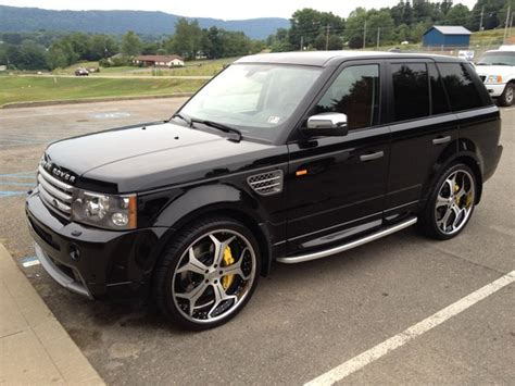 2008 range rover sport supercharged autobiography