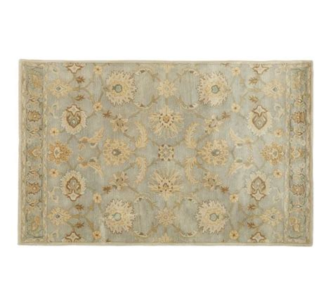 Gabrielle Persian Style Rug Blue Pottery Barn Pottery Barn Gabrielle Rug
