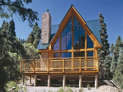 log cabins house plans a frame log cabin house plans architecture chalets a