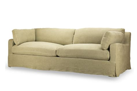 Hampton Slipcover Sofa Natural Slipcover Style Sofas