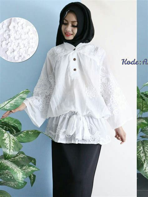 white blouse a115 nonasa