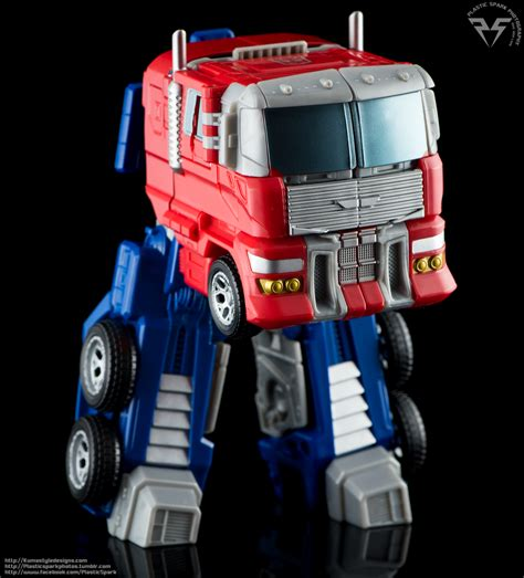 Transforners Combine Android E review combiner wars optimus prime plastic spark photography