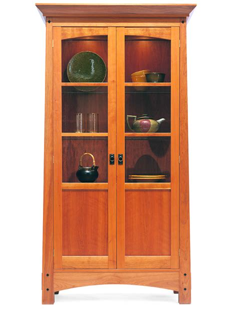 arts and crafts storage for dining room arts crafts curio cabinet arts and crafts