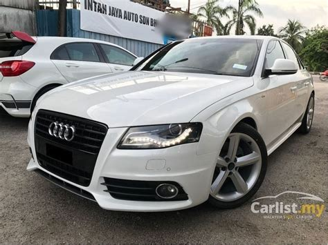 2009 audi a4 2 0 audi a4 2009 tfsi 1 8 in selangor automatic sedan white