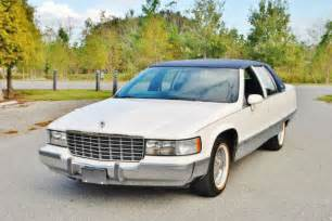 93 Fleetwood Cadillac The Best Original Simply Pristine 93 Cadillac Fleetwood
