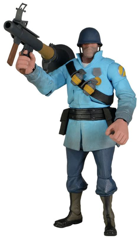 team fortress soldier 7 quot figure series 2