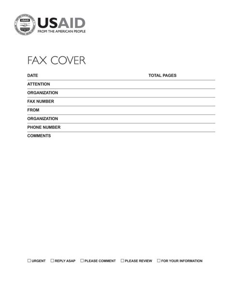 editable printable fax cover sheet fax cover letter template pdf gallery cover letter sle