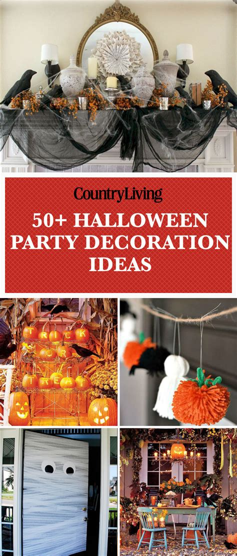 halloween party ideas 56 fun halloween party decorating ideas spooky halloween