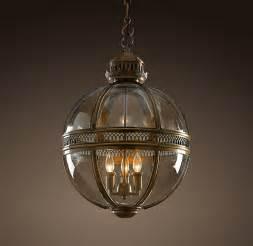pendant lighting restoration hardware restoration hardware hotel pendant brass