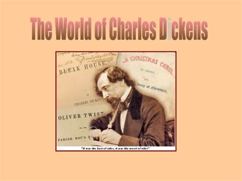 biography charles dickens wikipedia charles dickens bio and time ppt