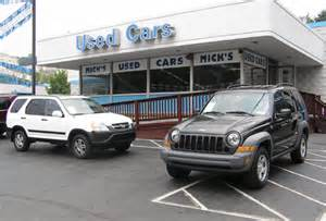 Used Cars Dealerships Chrysler Bans 463 Dealers From Its Used Car Auctions