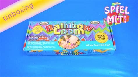 rainbow loom unboxing starter kit review original