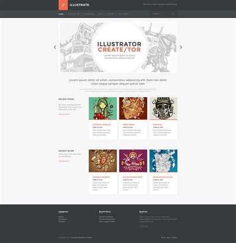 blog theme portfolio 40 wordpress responsive portfolio themes naldz graphics
