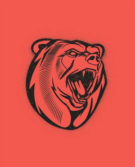 bear logo tattoo dublin 17 best images about bear siluets graphic tatoo on
