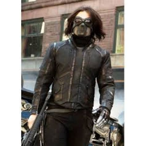 Jas Kingsman sebastian stan winter soldier bucky barnes jacket