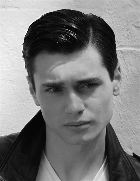teddy boy hairstyle 25 best ideas about 1950s mens hairstyles on pinterest