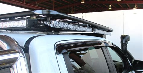 light bar roof mounts oval steel roof racks tradesman roof racks