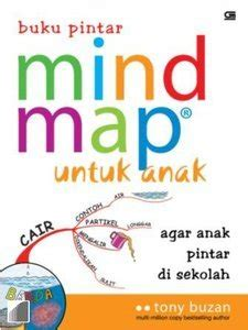 buku cloud books buku pintar mind map untuk anak by tony buzan reviews